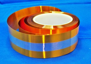 Cuffed Copper Shielding  Kapton